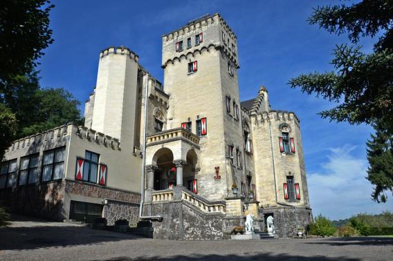 Bijzondere Overnachting Origineel Overnachten Slapen in Hotel Kasteel Geulzicht Limburg 5