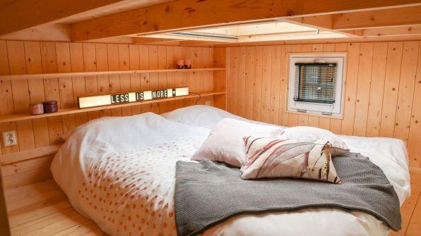 Bijzondere Overnachting Origineel Overnachten Slapen in een Tiny House op de Hoge Veluwe 4