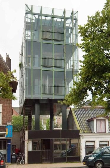 Bijzondere Overnachting Origineel Overnachten Slapen op grote hoogte in Groningen 3