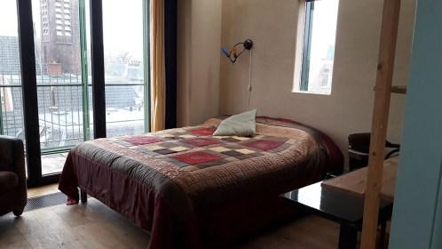 Bijzondere Overnachting Origineel Overnachten Slapen op grote hoogte in Groningen 4