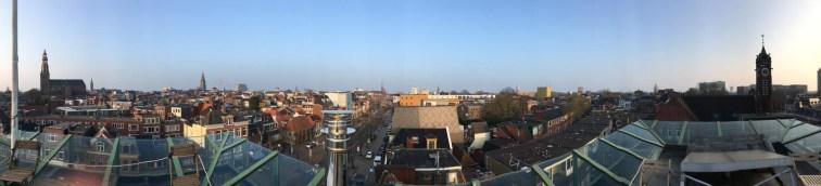 Bijzondere overnachting origineel overnachten Slapen op grote hoogte in Groningen 10