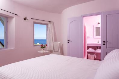 Vakantie windmolen villa Santorini Griekenland 15