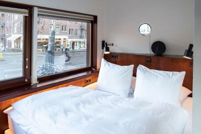 Slapen in brugwachtershuisje Amsterdam 2