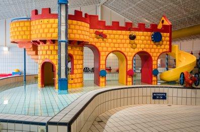 Slapen in een kindvriendelijk kasteel op een Sprookjescamping 11