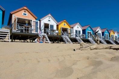 Slapen in een strandhuisje Vlissingen Zeeland Roompot 10