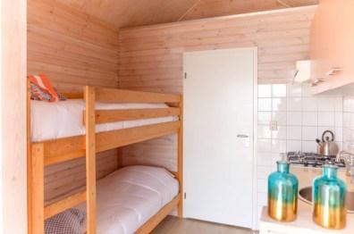 Slapen in een strandhuisje Vlissingen Zeeland Roompot 17