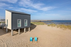Slapen in een strandhuisje Zeeland Roompot Beach Resort Kamperland 2