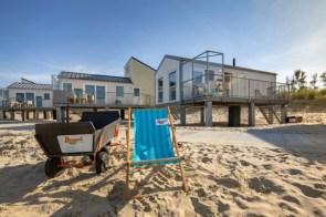 Slapen in een strandhuisje Zeeland Roompot Beach Resort Kamperland 3