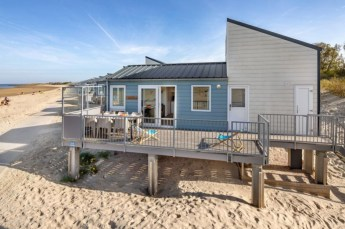 Roompot strandhuisjes in Kamperland