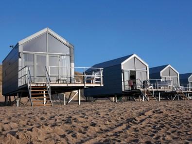 Slapen op het strand in een strandhuisje Landal Julianadorp aan zee Ooghduyne 1