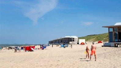 Strandhuisje in Cadzand in Zeeland 5