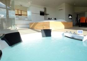 Luxe natuurhuis met hottub en jacuzzi Sint Geertruid Limburg 2