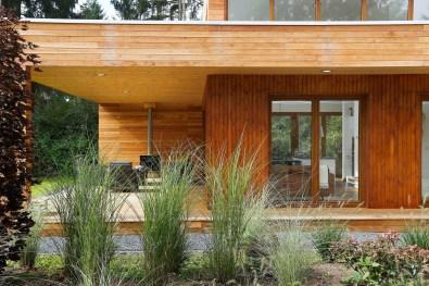 Luxe natuurlodge Woody Lodge Valerie Schuttenbelt in de bossen van Twente 4