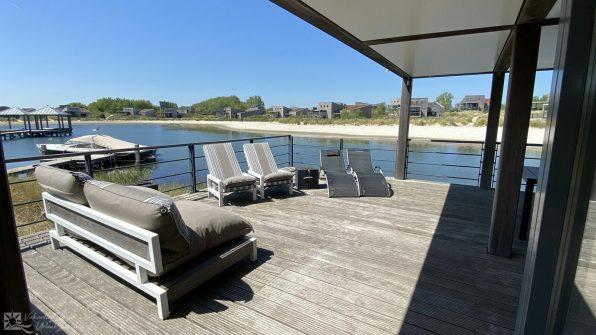 Luxe villa direct aan het strand van Ouddorp Oasis Parc Punt West huisje huren Concert at Sea 15