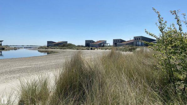 Luxe villa direct aan het strand van Ouddorp Oasis Parc Punt West huisje huren Concert at Sea 18