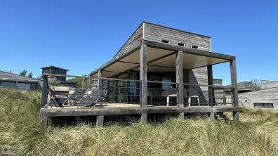 Luxe villa direct aan het strand van Ouddorp Oasis Parc Punt West huisje huren Concert at Sea 20