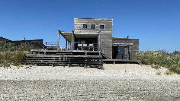 Luxe villa direct aan het strand van Ouddorp Oasis Parc Punt West huisje huren Concert at Sea 3