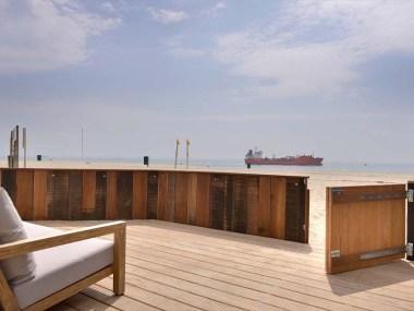 Strandwoning direct aan het strand in Vlissingen Zeeuwse Kust11