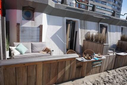 Strandwoning direct aan het strand in Vlissingen Zeeuwse Kust13