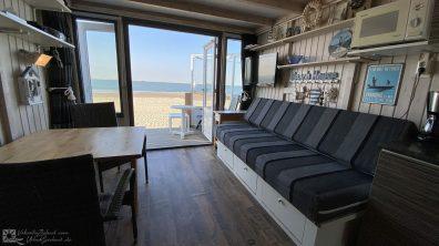 Slapen op het strand particuliere strandhuisjes in Zeeland - Vlissingen 6