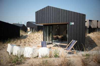Bijzondere Overnachting aan zee Roompot Qurios Zandvoort 7