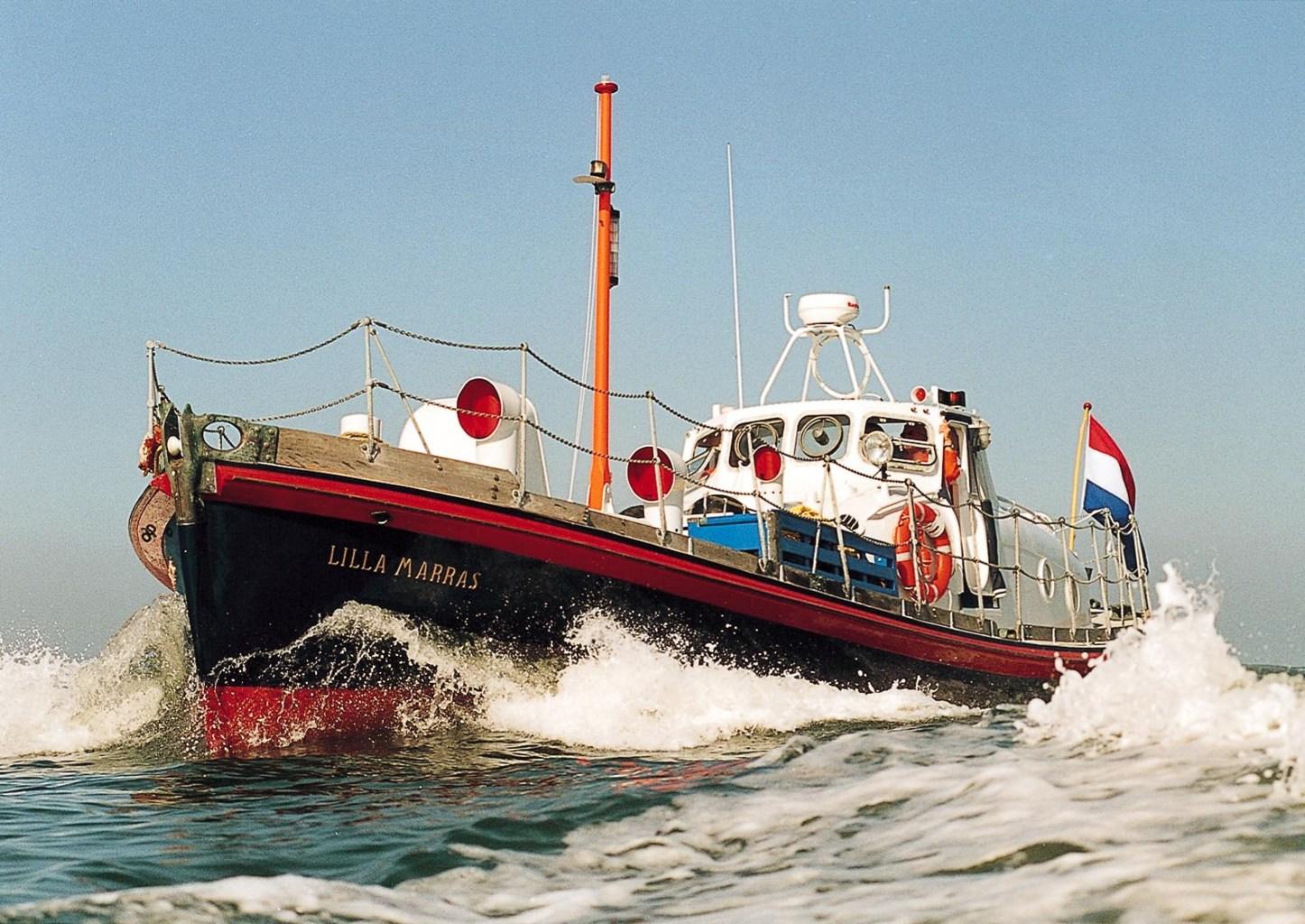 De reddingsboot van Harlingen