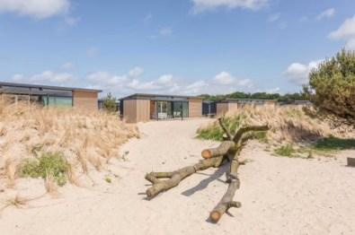 Luxe strandvilla van Roompot Qurios op Ameland 10