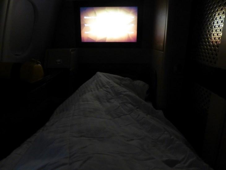 Etihad A330 First Class