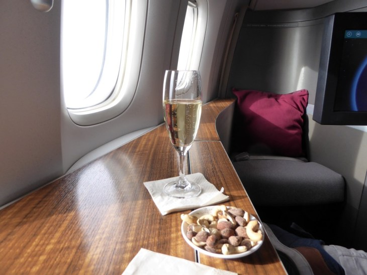 First Class Review