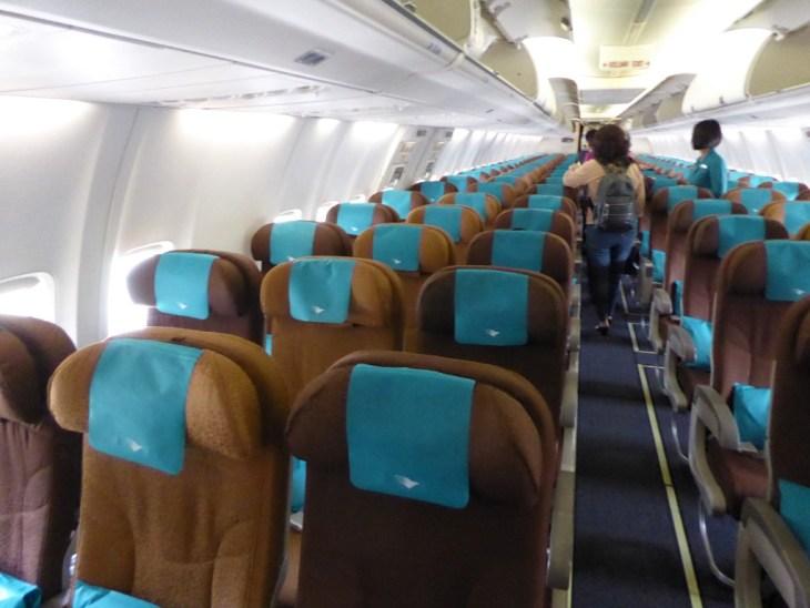 Garuda Indonesia Economy
