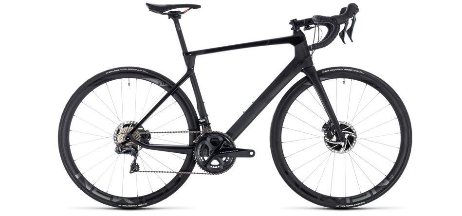 10 Bicicletas de carretera con cuadro de carbono y Shimano 105