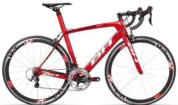 Bicicleta Carretera BH G6