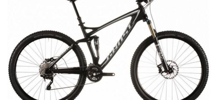 Bicicleta Montaña Ghost AMR LT 6 LC