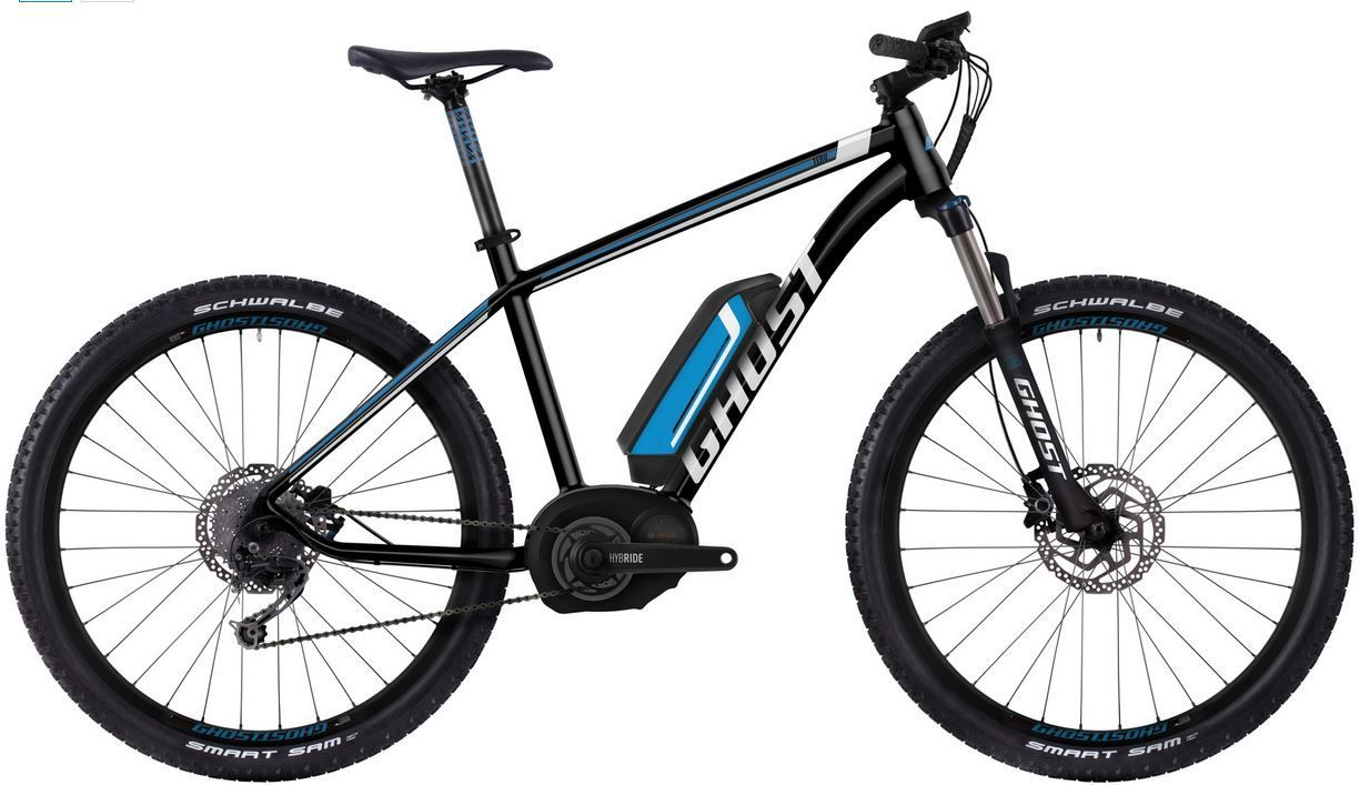 Bicicleta de Montaña Eléctrica Ghost Teru 4