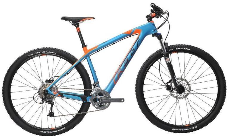 Bicicleta de montaña Felt Nine 6 29