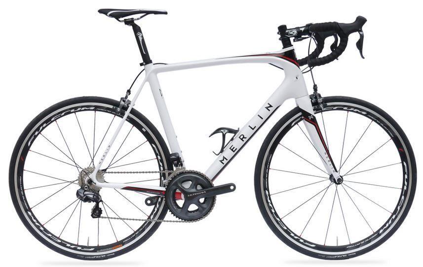 10 Bicicletas de Carretera Cuadro Carbono Ultegra Di2