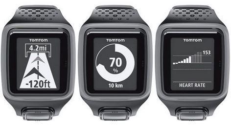 Reloj GPS TomTom Runner 2