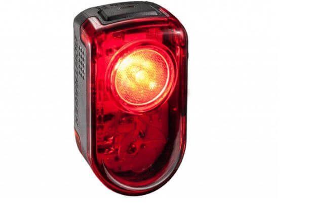 Luz trasera Bontrager Flare R City USB - Recargable