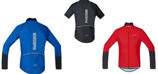 Maillot Gore Bike Wear Power Windstopper Softshell