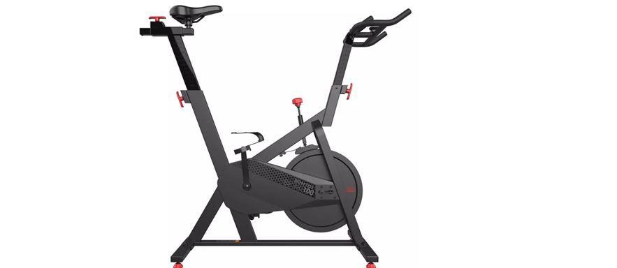 Bicicleta Indoor Spinning Domyos Biking 100