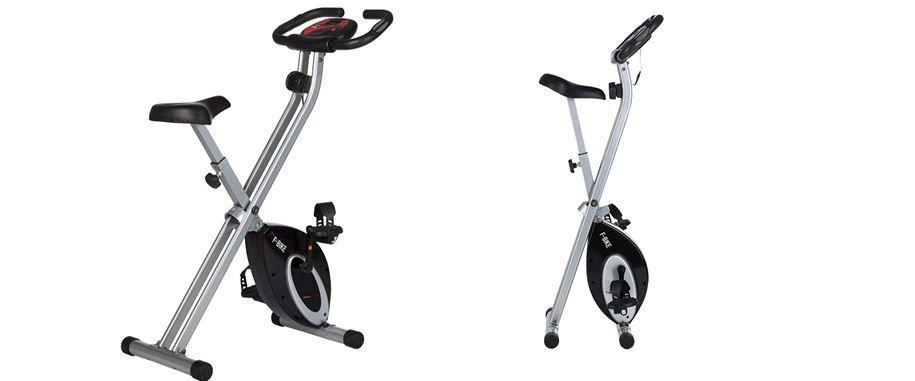 bicicleta estatica domyos mg 2000