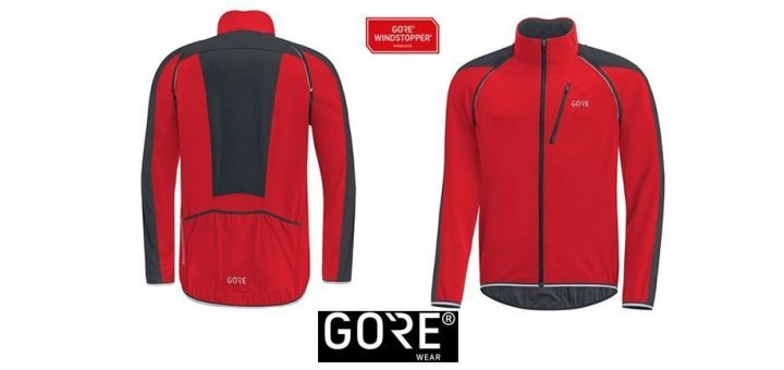 Chaqueta Gore Wear C3 Windstopper Phantom