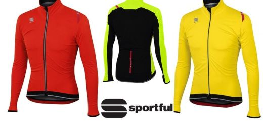 Chaqueta Sportful Fiandre Ultimate Windstopper