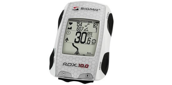 Ciclocomputador Sigma ROX 10.0