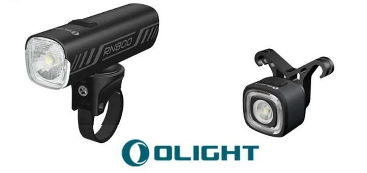 Combo luces Olight