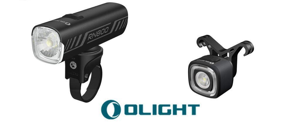 Combo luces Olight