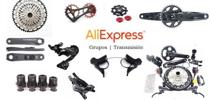 Compras Aliexpress Grupos-transmision