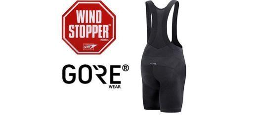 Culotte Corto Gore Wear C5 Windstopper