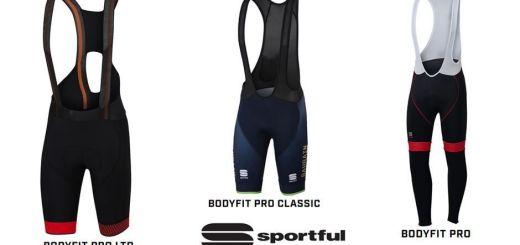 Culotte Sportful Bodyfit Pro