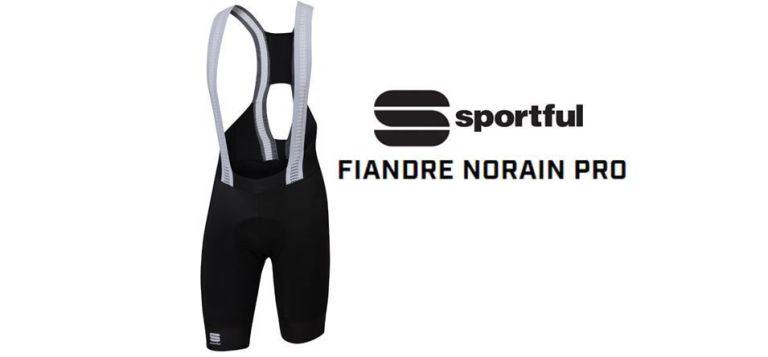 Culotte corto Sportful Fiandre Norain Pro
